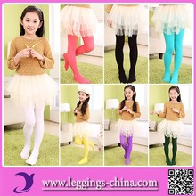 2015(LL5687) New Arrival Hot Sexy Design Kids In Nylon Pantyhose