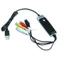 Easycap USB 2.0 DC60 + / DC-60 + USB Video Grabber capturador de para