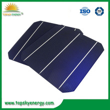 High Efficiency 156mmx156mm 2BB/3BB 3v Solar Cell With Low Price