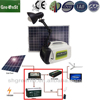 150W Solar Power Generator System for Portable Home Use