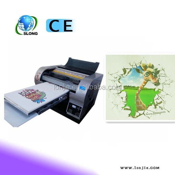 direct print to garment machine
