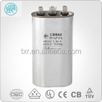 (2015 favorable price)CBB65-A08 55uF Capacitors for heat pumps