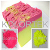 Fluo Color Mica Pigments For Soap Making, Mica Soap Pigment Powder