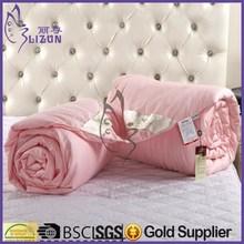 high quality silk quilt duvet comforter set cotton quilt China supplier