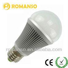 Cheap high power 10w E27 led bulb with battery