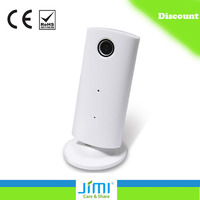 JH08 H.264 1.3 Megapixel IR WIFI Pan/tilt household mini IP camera/Surveillance kamera/baby monitor support 32G TF Card