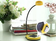 circular lamp solar desk lamp solar table lamp led solar reading lamp solar desk lamp solar night light
