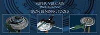 Super Vulcain Iron Bending Tools