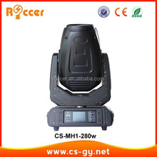 Robe Pointe 280w beam 12r 3D effect Beam china moving heads