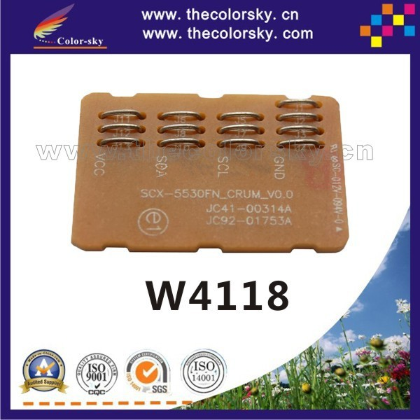 Чип картриджа For Xerox W4118 W 4118 Xerox W4118 W 4118 006R01278 BK 8k DHL