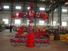 X-mas tree (gas) wellhead