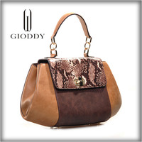 Nice quality best selling leather book bag