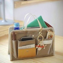 Hot-sale 2015 Cheap Bag organizer pink color very for girls cosmetic bag