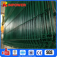 Cheap high tensile strength welded panels fencing