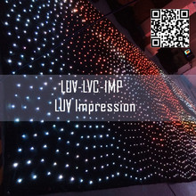 led pixel Ball light for led video curtain