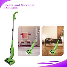 2 in 1 steamer and sweeper as seen on tv steam cleaner