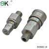 medium-pressure high prerformance pneumatic and hydraulic fuel quick release air coupling /water quick coupling