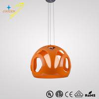 GZ50006-1 iron pendant light turkish chandelier energy saving lamp tom dixon resin lustres modernes