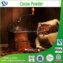 Factory supply Natural & Pure high-quality Cocoa powder, 20% Theobromine, cocoa bean