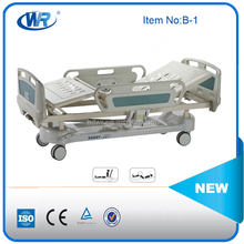 CE certification two functions manual patient hospital bed