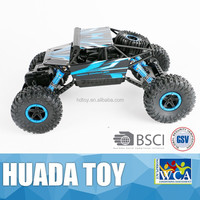 Popular RC rock crawler 1:18 2.4G 4WD R/C off-road car series