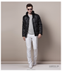 2015 new fashion customized man down jacket winter coat