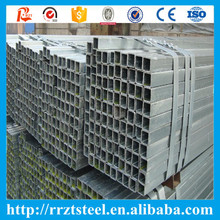 gi square tube favorable price black square tubes for mechanical