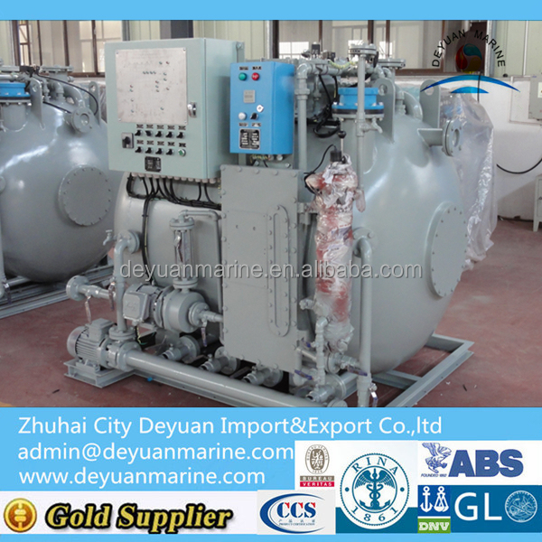 Mini Desalination Plant : Marine small package sewage treatment plant for sale