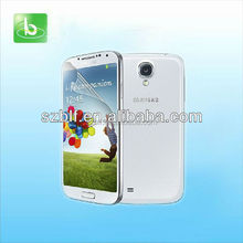 Top quality smart phone use with retail package 9h tempered glass screen protector for Samsung S4 active high clear