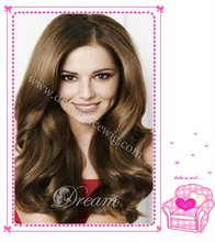 Wholesale high quality natural hairline peruvian full lace wig