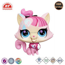 Customized hig quality 3D littlest pet shop for kids,educational toys