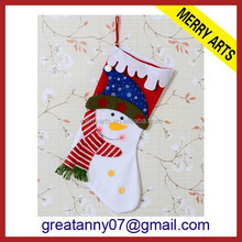 fashion accessories Popular new product Stylish wholesale handicraft crochet christmas stockings