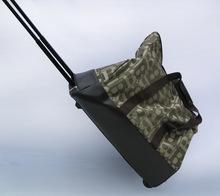 New Fashion Jacquard Trolley Wheels Luggage Bag Best Designer Fantastic Travel Handbag with High Standard