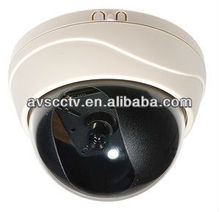 Color CCTV Security Camera with 1/3-inch Sony 600TVL
