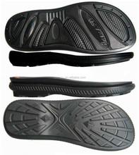 Cold-resistance pu shoe sole
