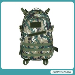 2015 30L Heavy duty camo backpack military backpack CANVAS camo backpack