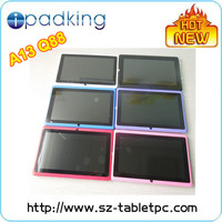 Most Affordable Capacitive Super Thin 7 Inch Q88 Tablet PC MID 723