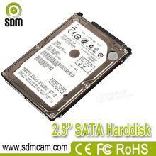 """Original Brand 2.5"""" SATA HDD for laptop or mobile DVR use warranty 2 years"""