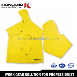 For Promotion Wind Protection Stand Collor pvc rainwear