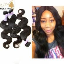 Distributors Products Color Black Women Tangle Freehigh Quality Brazilian Hair