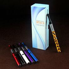 hong kong st10 s wholesale bulk purchase,super slim e-cigarette ,colored smoke e cigarette
