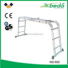 Industrial joints best sell max loading 150kg gorilla ladder accessories(MD-802 4*3)