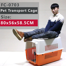 Transport cage & case, traveling carrier, pet house