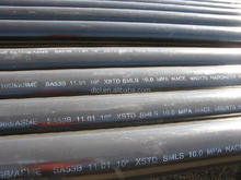 Supply ASTM thick wall structure of hydraulic prop seamless steel pipe 203 * 55