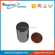 Cylinder Ndfeb Magnets Super Strong Super Epoxy Coating