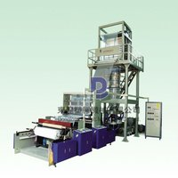 2G-SJ Series Two-layer Co-extrusion Film Blowing Machine