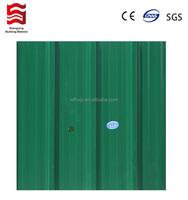 PVC corrugated roofing sheet shingles