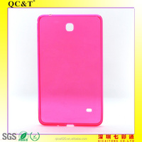 TPU case without texture for Samsung Galaxy TAB 4 7.0 T230 T231