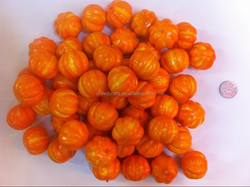 40mm small decoration pumpkins to decorate