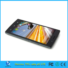 "THL L969 FDD LTE 4G Mobile Phone 5"" Quad Core CPU 1G 8G Android 4.4 854*480 Screen Dual SIM Cards GPS Android phone"